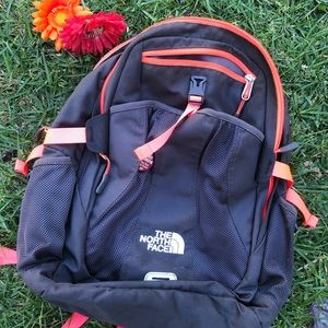 North face backpack. Pre-loved
